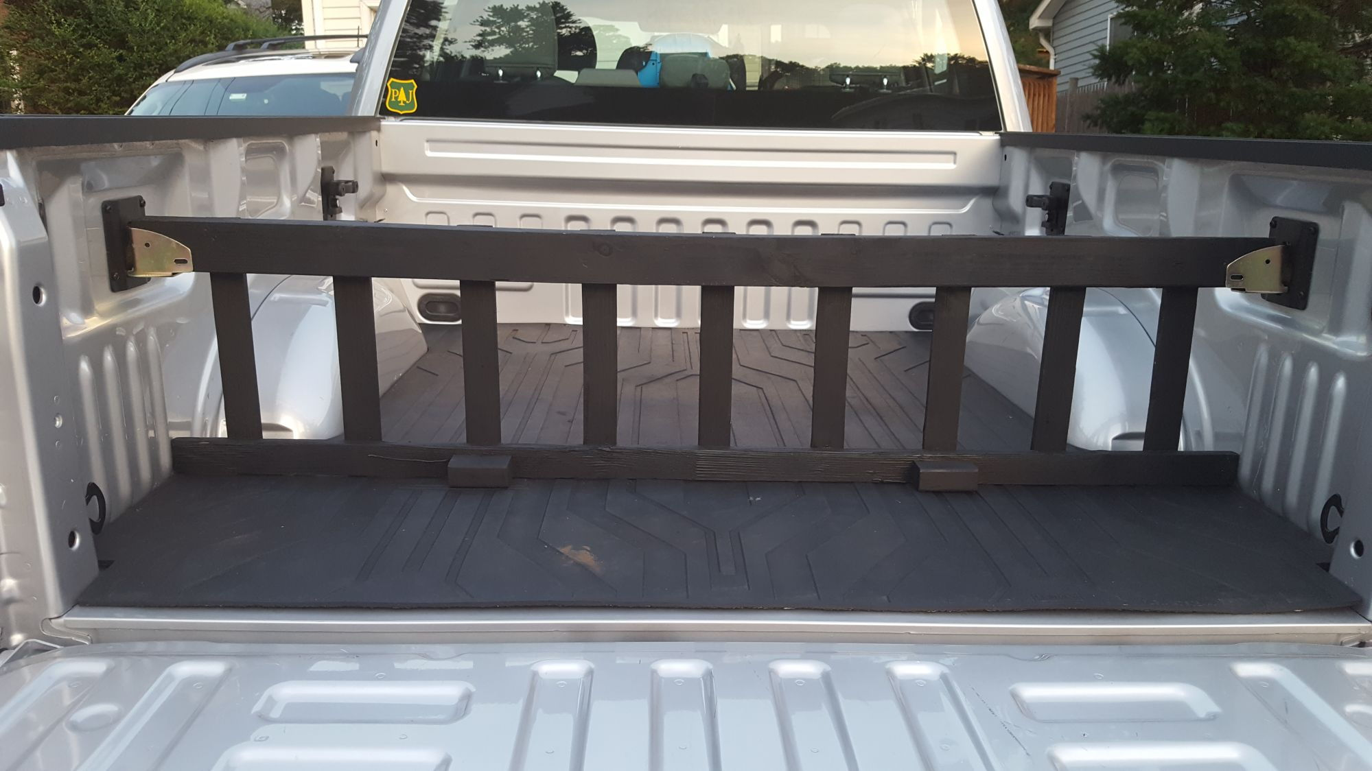 Diy Bed Divider Page 4 Ford F150 Forum Community Of