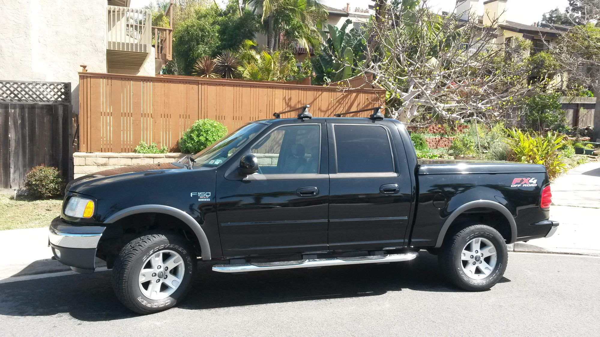 Roof Rack Ford F150 Forum Community Of Ford Truck Fans