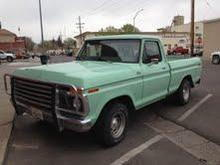 The Green Truck