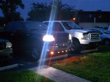 Side View with HIDs
