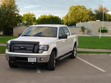 Lariat Grille Chrome Reduction