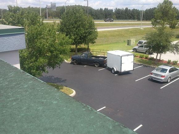 F150 roof shot