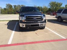 2013 XLT Texas Edition 4x4