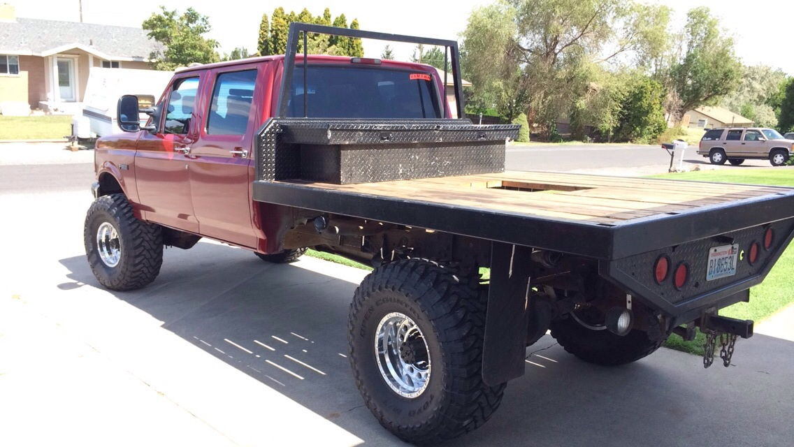 Lets see some obs flatbeds page 2 ford truck enthusiasts forums