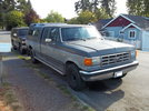 1987 F250 XLT Lariat Super Cab, 6.9L C6,+