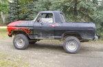 Garage - Blackie the Alaskan Wildfire
