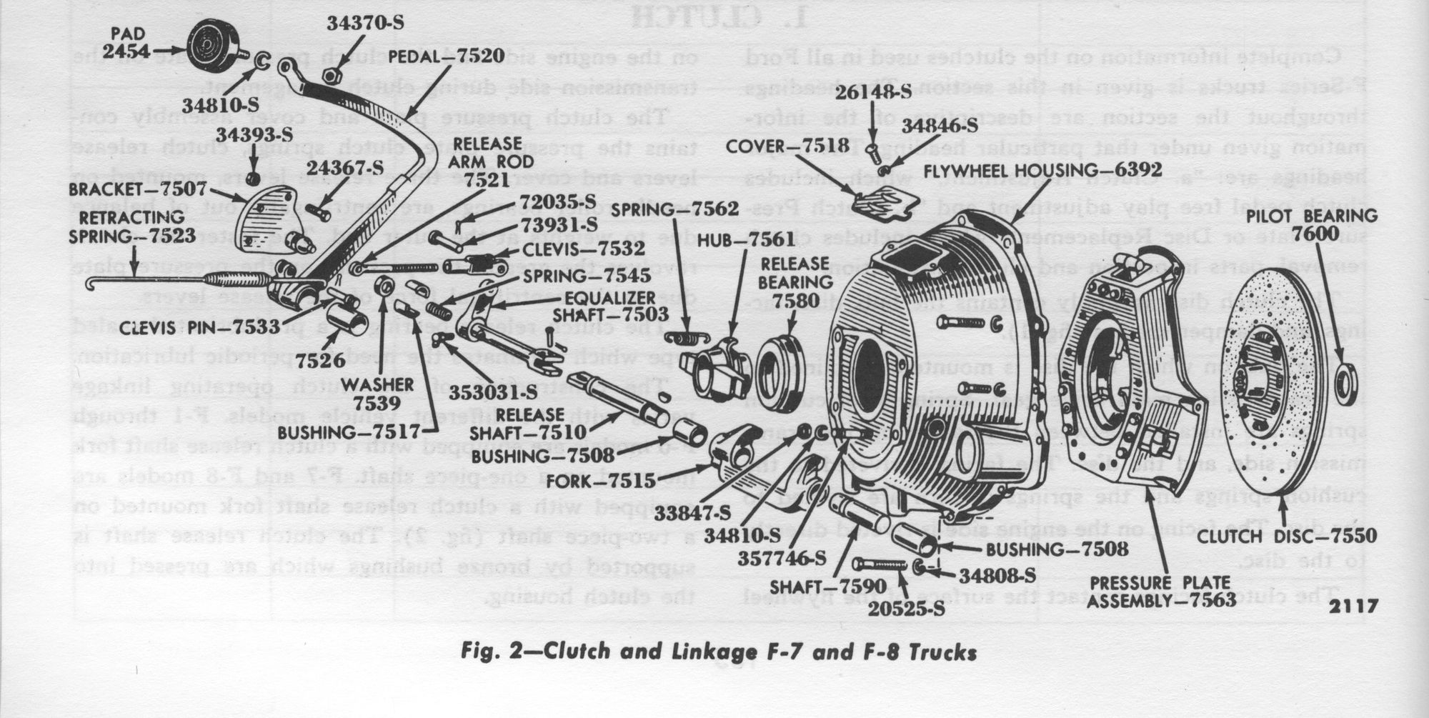 ford clutch parts diagram  ford  auto wiring diagram
