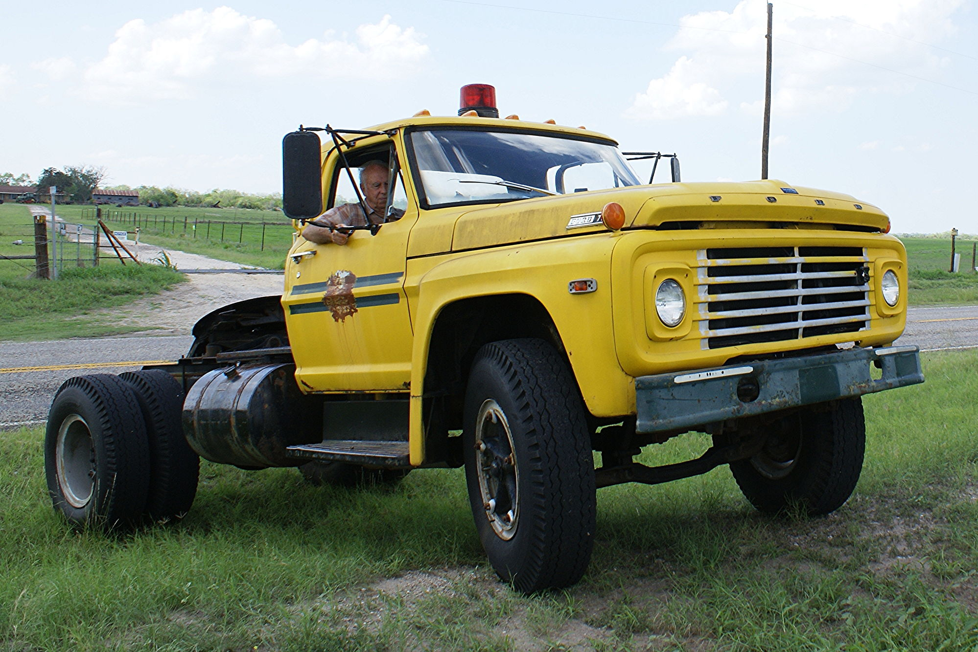 Here Is My 1968 F750 Ford Truck Enthusiasts Forums