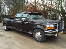 This is the truck i want to convert from manuel to auto :)