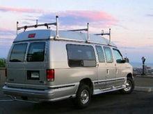 2001 Ford E-350 Super Duty 5.4 (Seven 0 Seven Conversion Van)