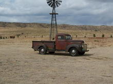My 1946 Ford 1-tonner (SOLD)