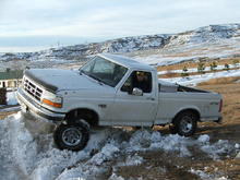 My 1994 Ford F150 4x4 (SOLD)