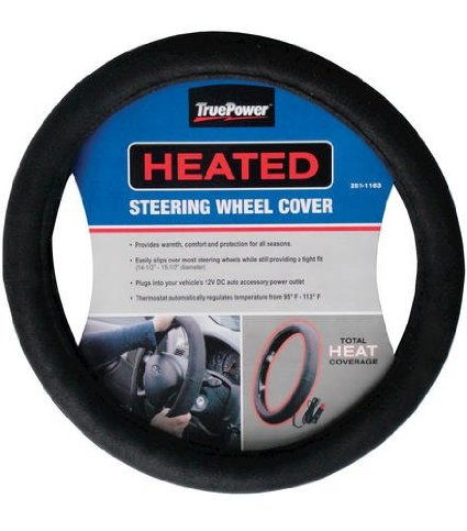 Heated Steering Wheel? - Ford Truck Enthusiasts Forums