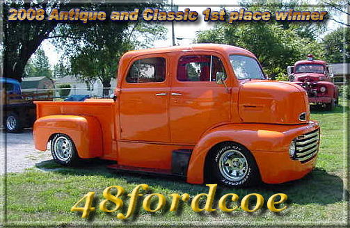 Winner overall of the 2008 Antique and Classic Event: