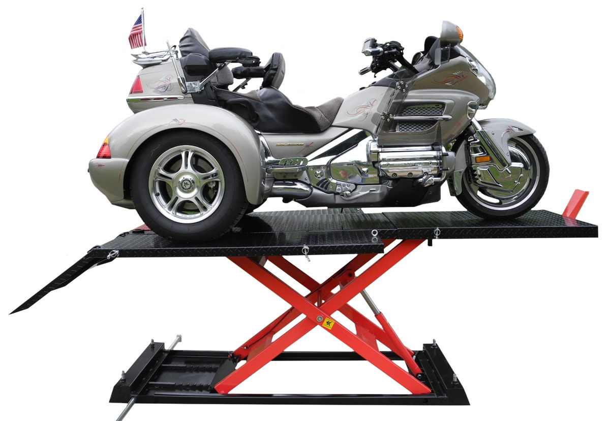 Lift table page 2 harley davidson forums for Table 6 2 specification for highway works