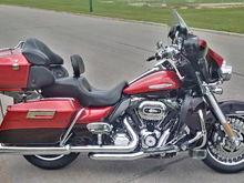 2012 Harley FLHTK