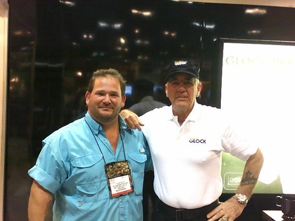 Me & The Gunny at the Shot Show