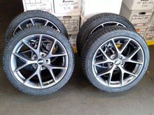 Winter Tire Set for 507