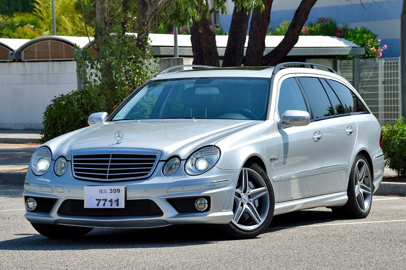 My 07 e63 station wagon forums for Mercedes benz wagon amg