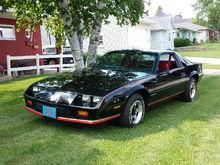 1985 Chevrolet Camaro Sport Coupe