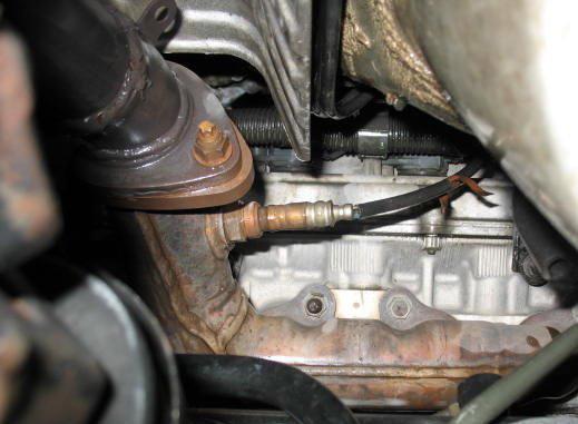 Lexus Rx How To Replace Oxygen Sensor Clublexus