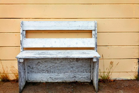 What is Shabby Chic and How to Do It, furniture, bench