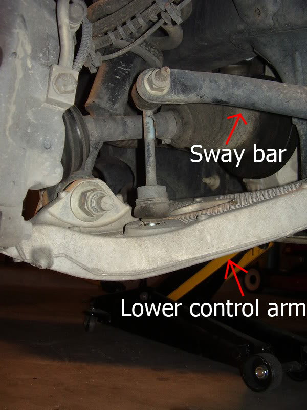 Ford F150 Replace Front Struts and Shocks - Ford-Trucks