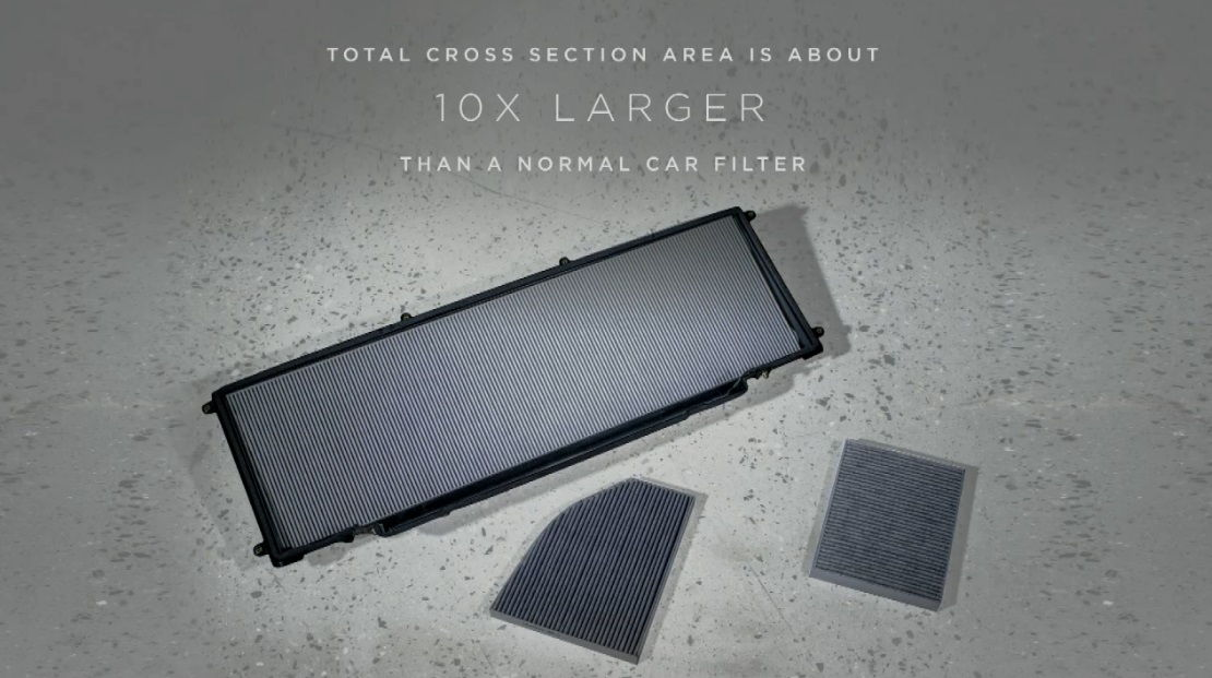 Stinky a c acurazine acura enthusiast community for Tesla cabin air filter