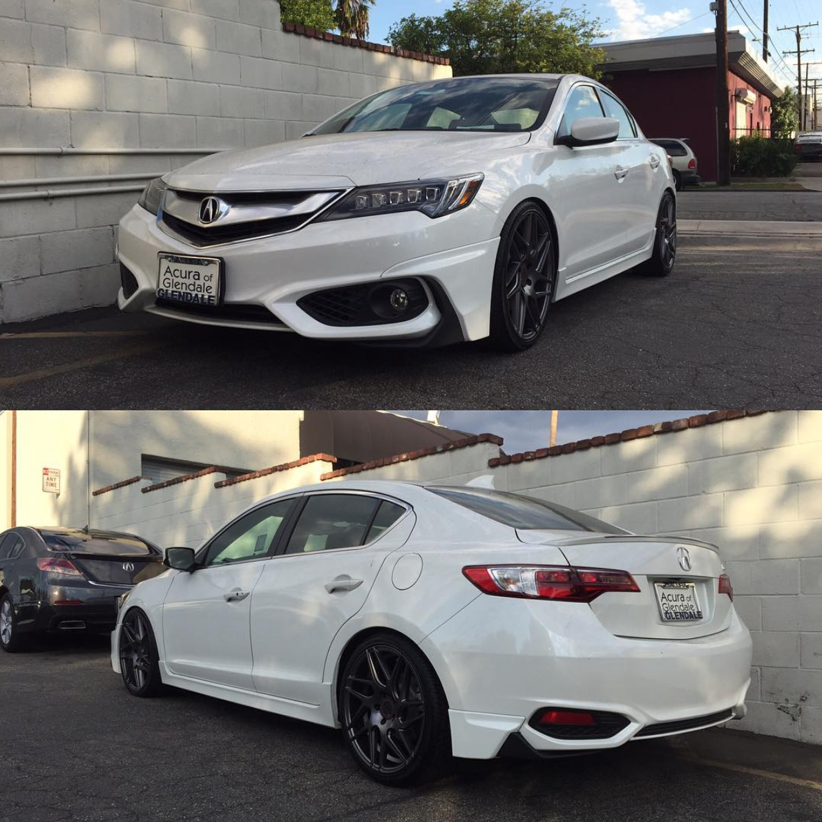 2016 ILX Lowering Springs(informative )