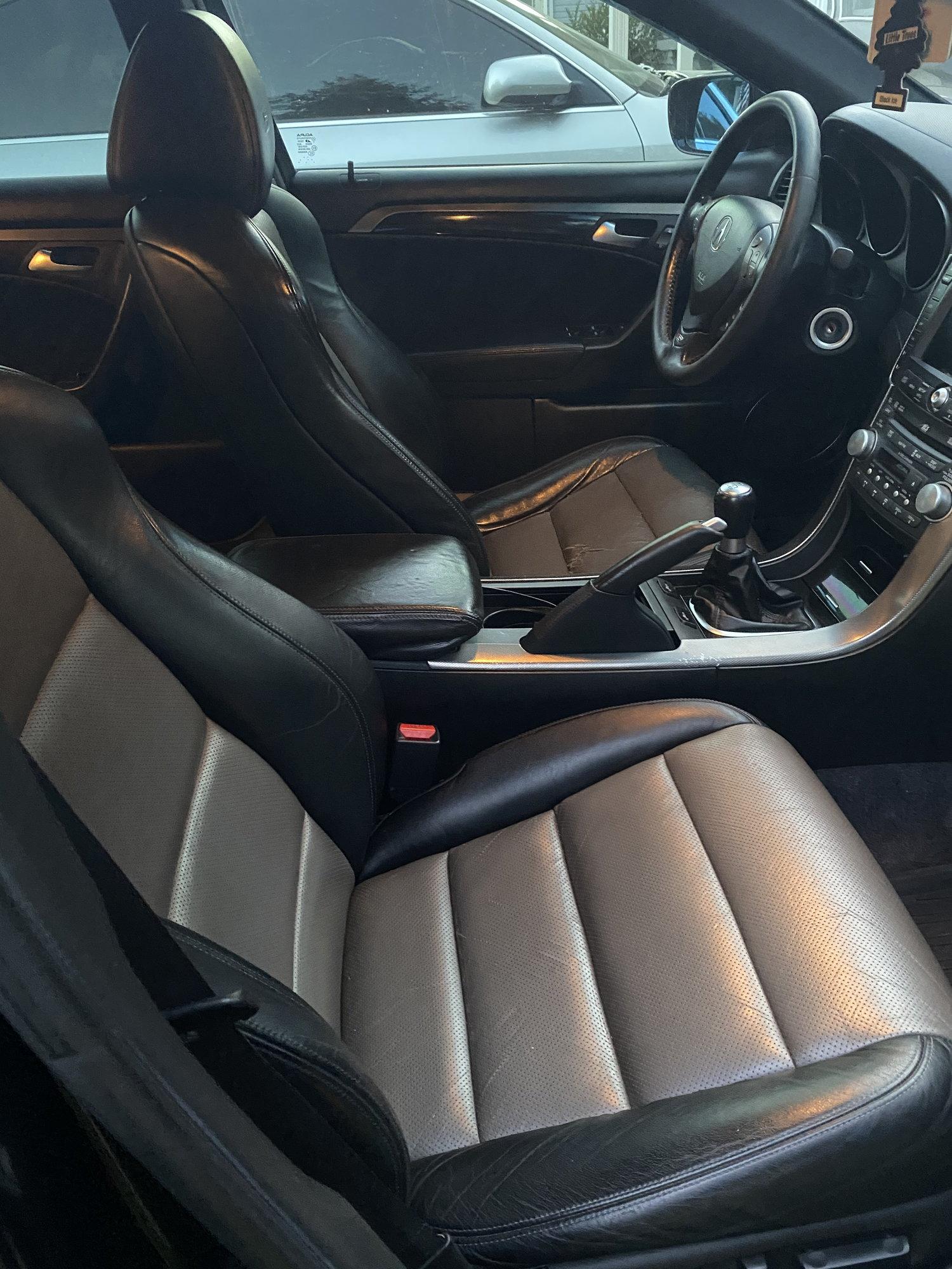 SOLD: 2007 Acura TL Type S 6 Speed Manual - AcuraZine ...