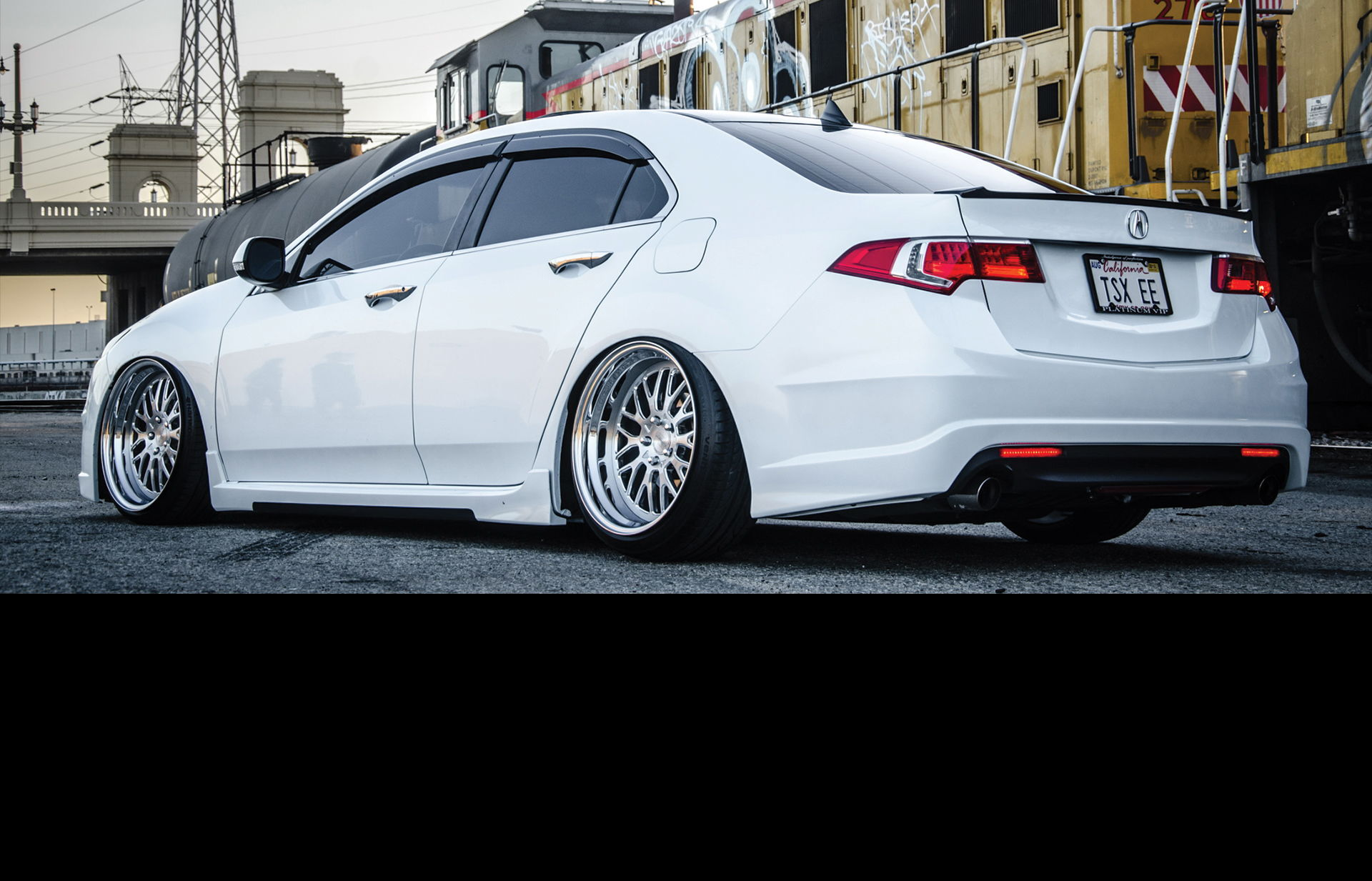 Dropped Lowered Slammed 2g Tsx Pictures Details