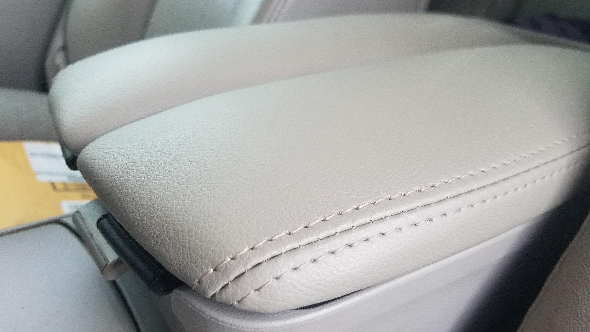 2014 RDX replacing center armrest console lock/latch