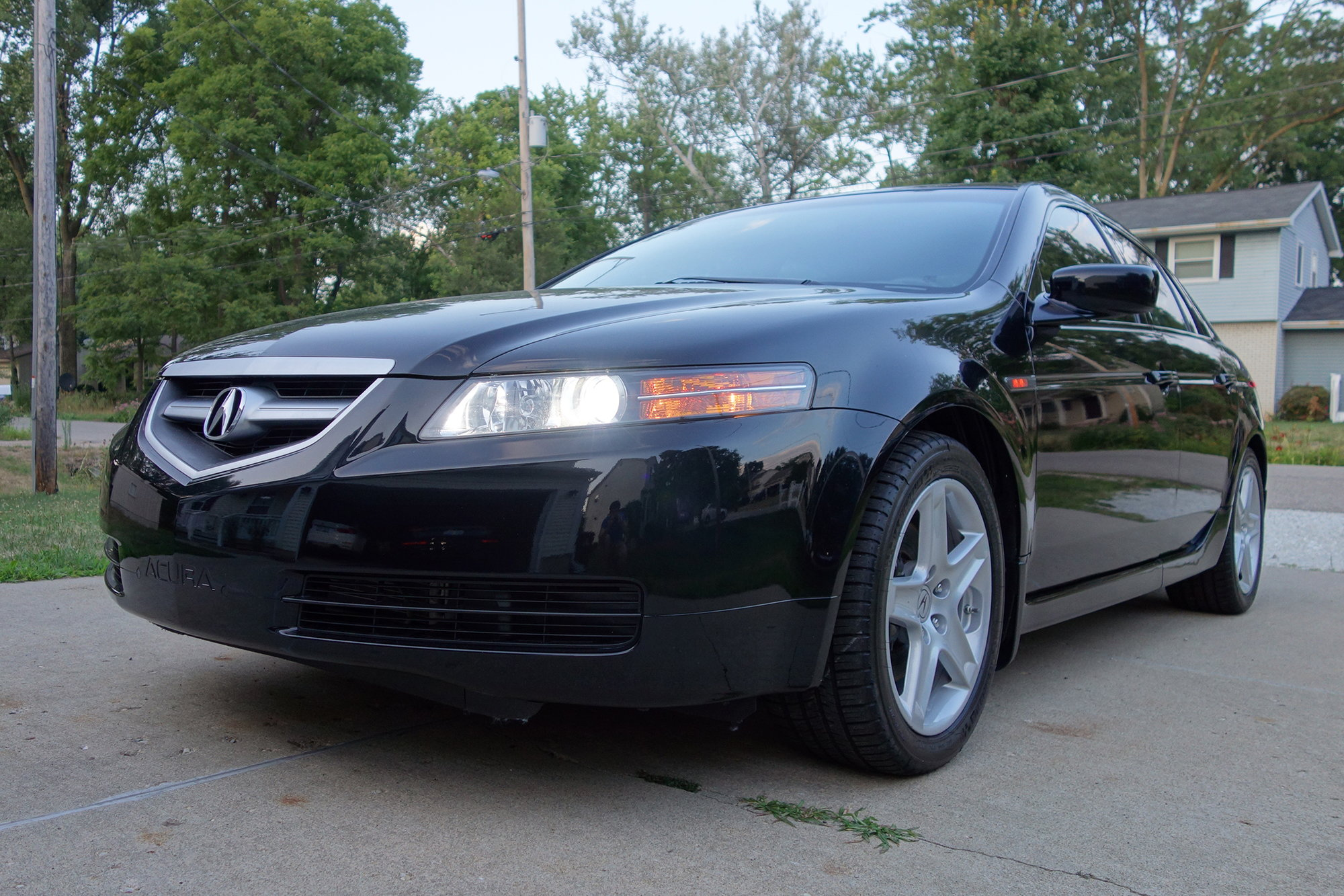 SOLD: 2006 Acura TL, 6-Speed Manual, 72,175 miles ...