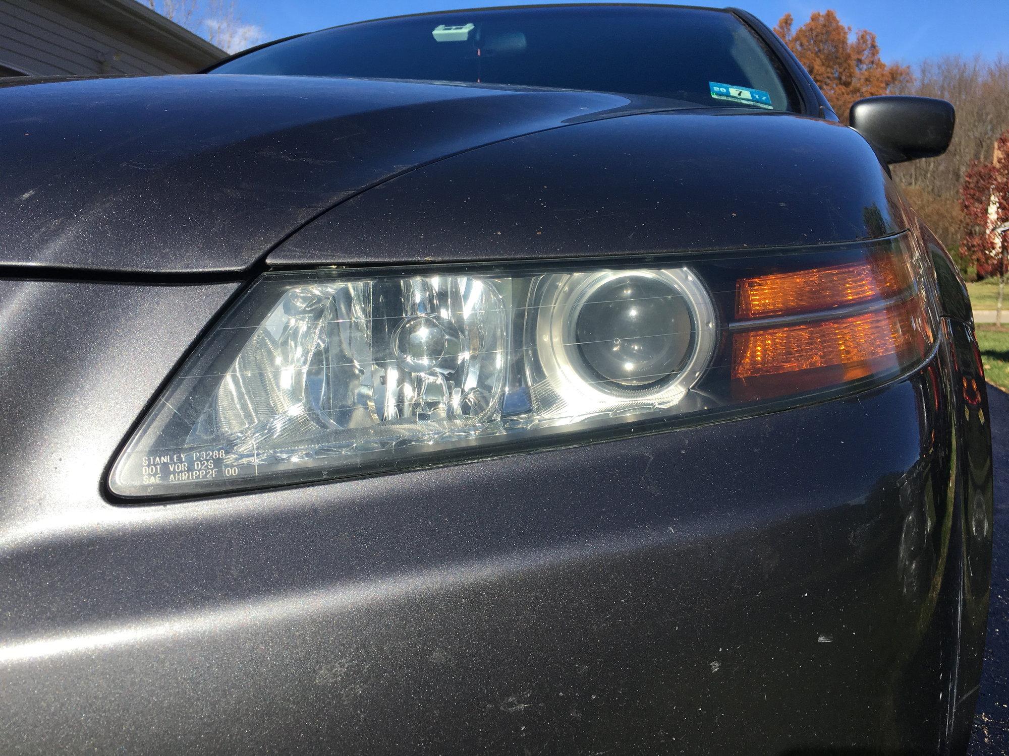 Super dim headlights - AcuraZine - Acura Enthusiast Community