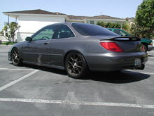 '99  This was the car circa '02-03
