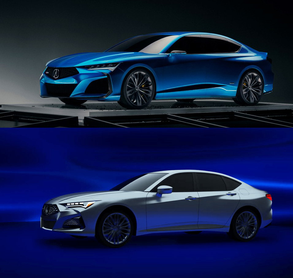 Is Everyone Ready For The Type S Concept? (Reveal Pics