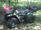 Garage - my ATV