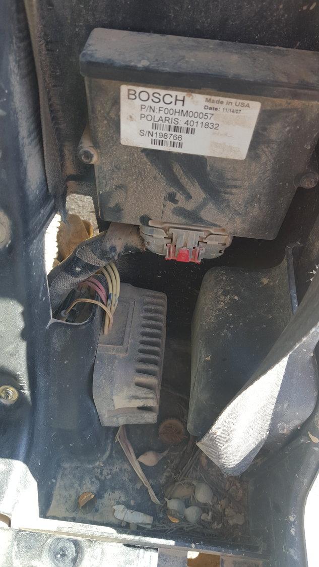 2008 polaris 800 rzr charging problems - ATVConnection com ATV
