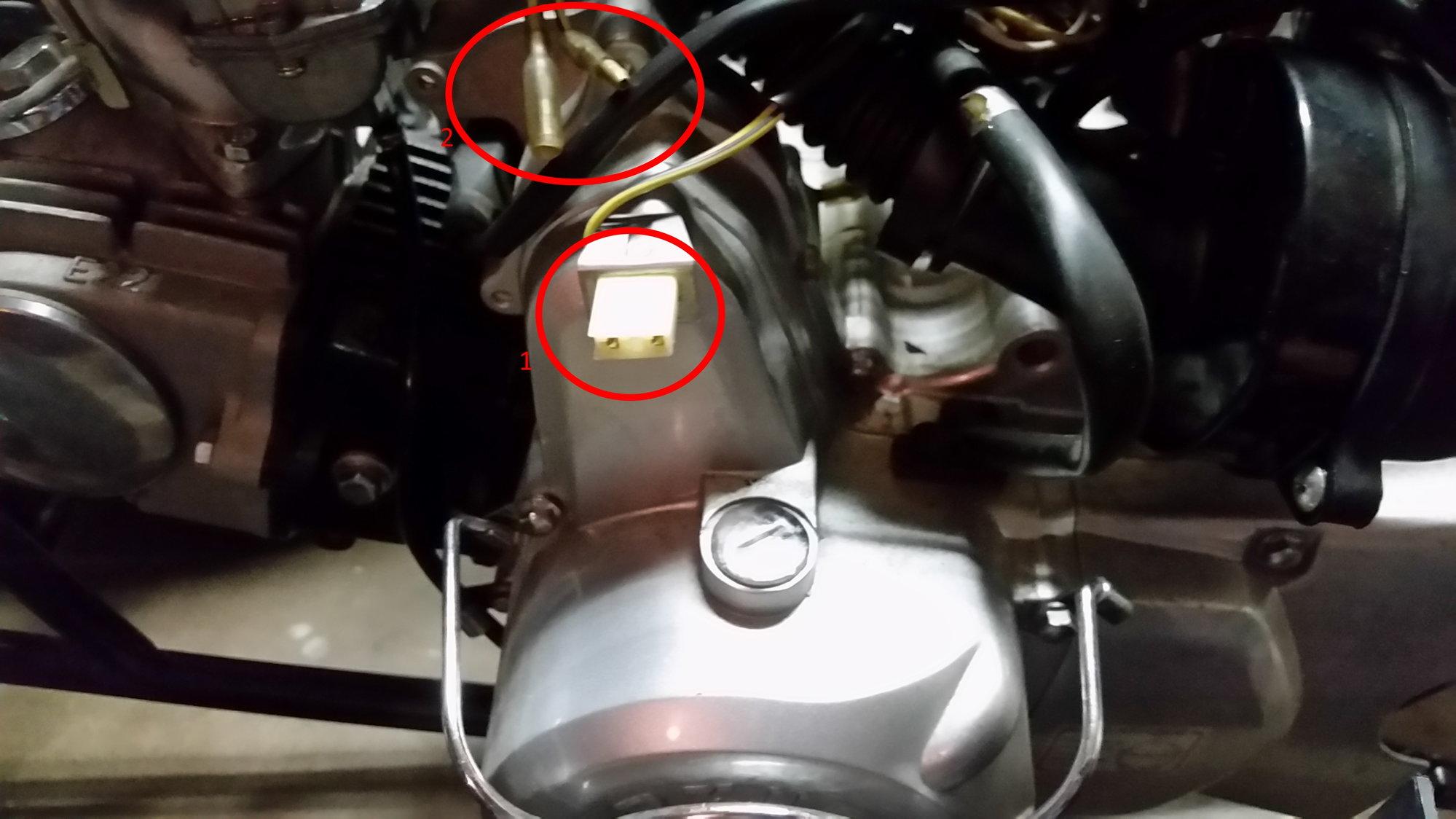 Kazuma Meerkat 50cc    Redcat Engine Starts For Few Seconds Only
