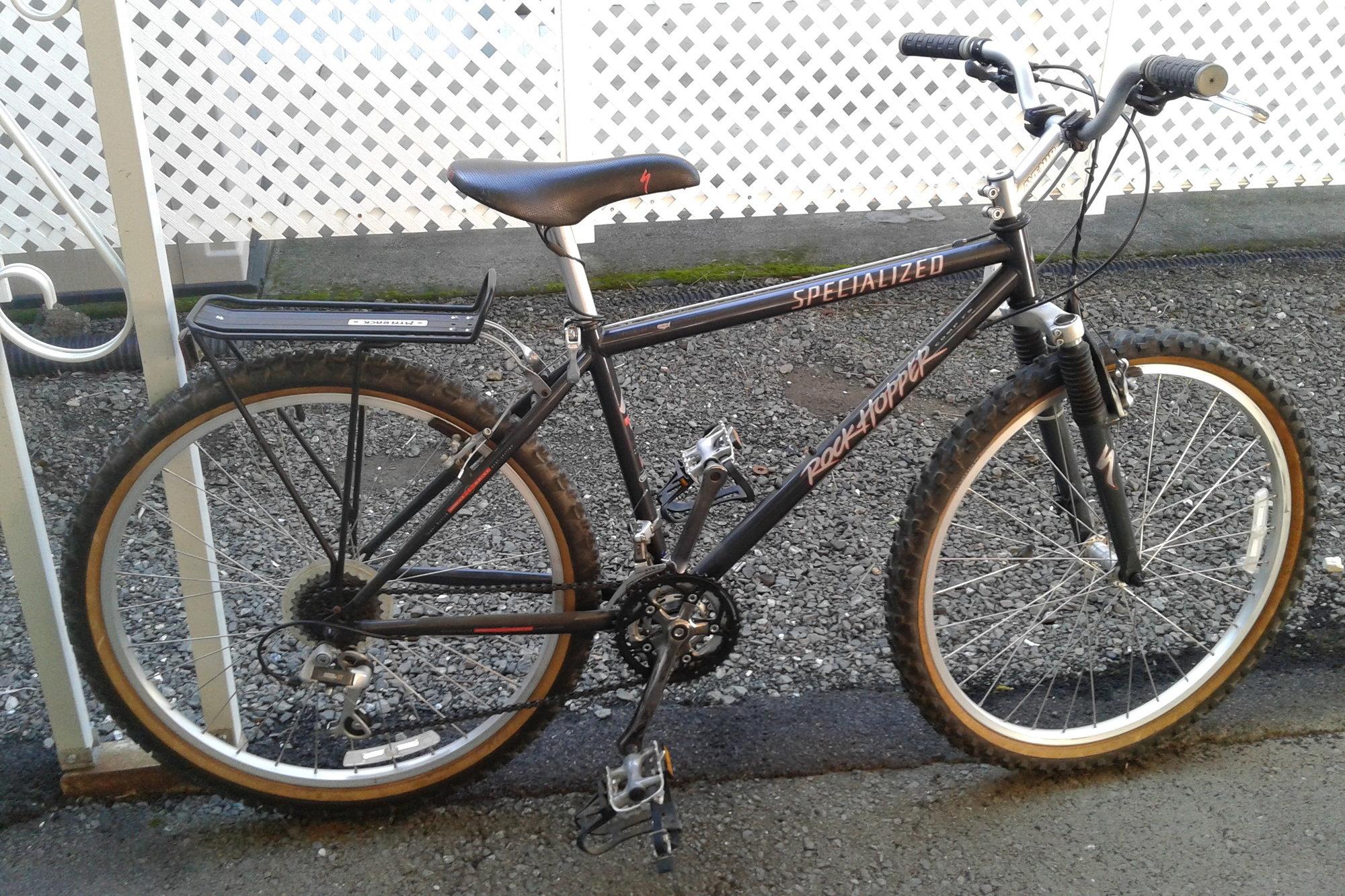 1996 Specialized rockhopper upgrade options - Bike Forums