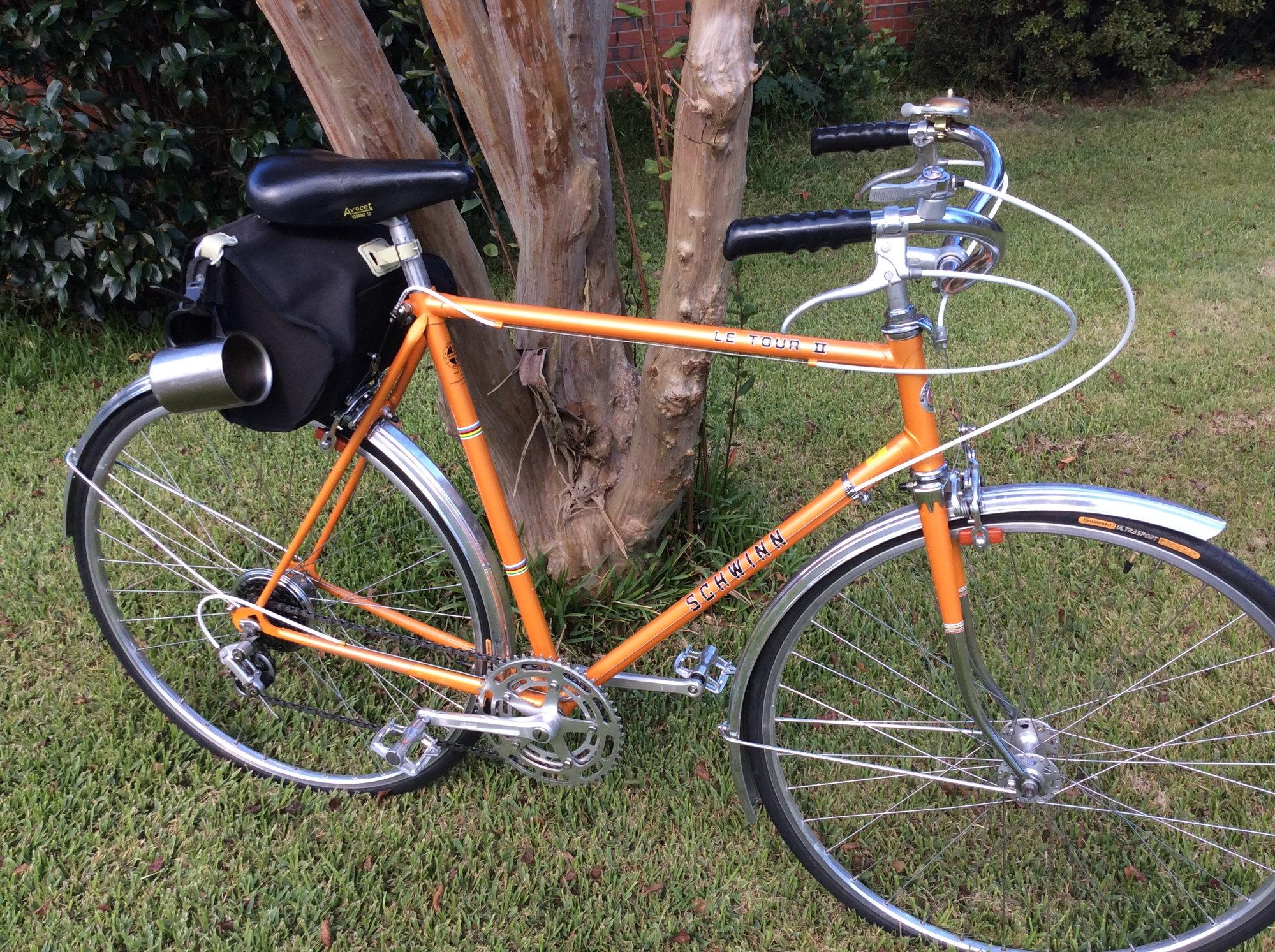 "NOS SCHWINN CRUISER 4 DOWN TUBE 5/""  bike bicycle decal frame stickers"