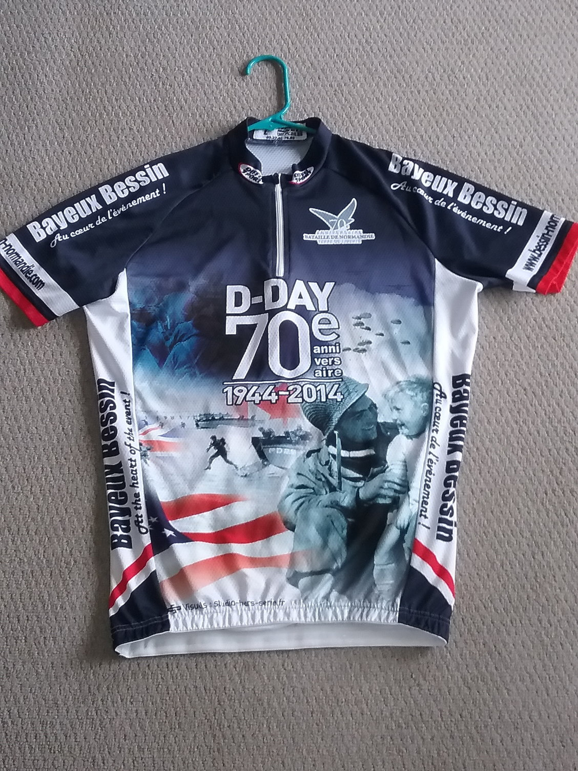 22f6acf31 Lemme see your new jersey! - Bike Forums
