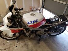 Heres a shot of the bike ....