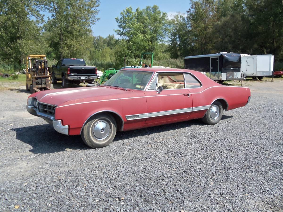 1966 Starfire 4 speed - ClassicOldsmobile.com
