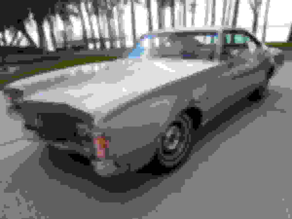 "Big Block Pontiac Firebird Custom Aluminum Radiator Shroud Only-17/""H x 23/""W #370"