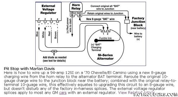 80 12si_into_external_reg_chevy_w_horn_relay1_70f26fa53ac56bf73b22cd2416cda327905d5a0e voltage reg upgrade (very covered topic) classicoldsmobile com gm internal regulator wiring diagram at virtualis.co