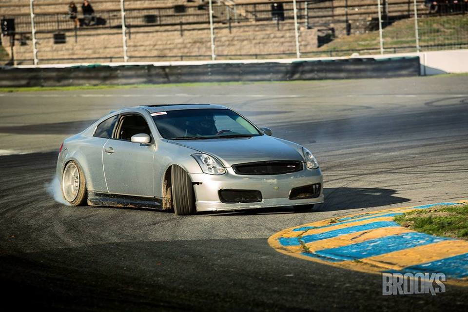 G35 Drift Journey - G35Driver - Infiniti G35 & G37 Forum ...