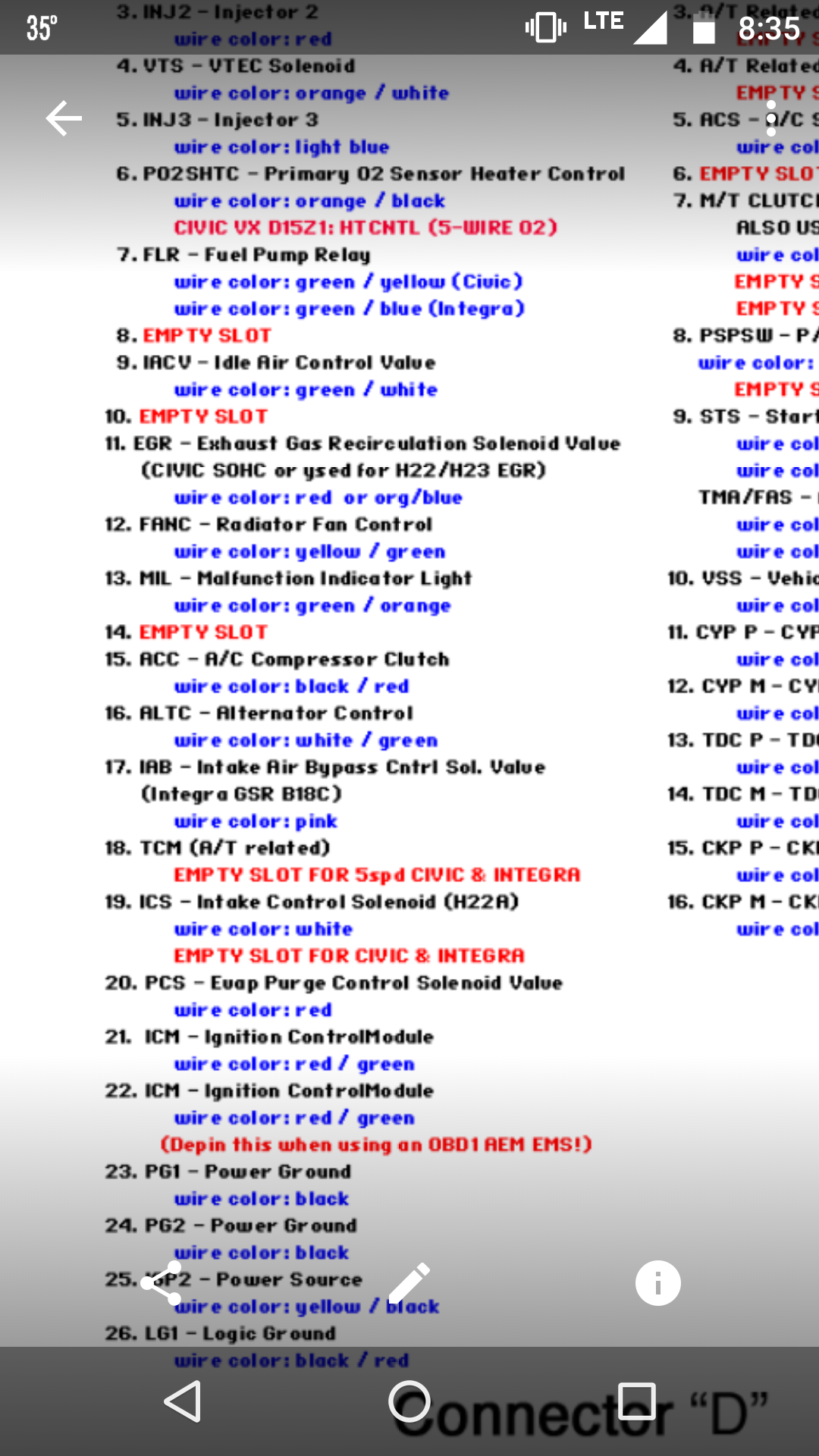 P75 Ecu Diagram Car Wiring Diagrams Explained Obd2 Plug Question Honda Tech Forum Discussion Rh Com Ha Pr4 Short