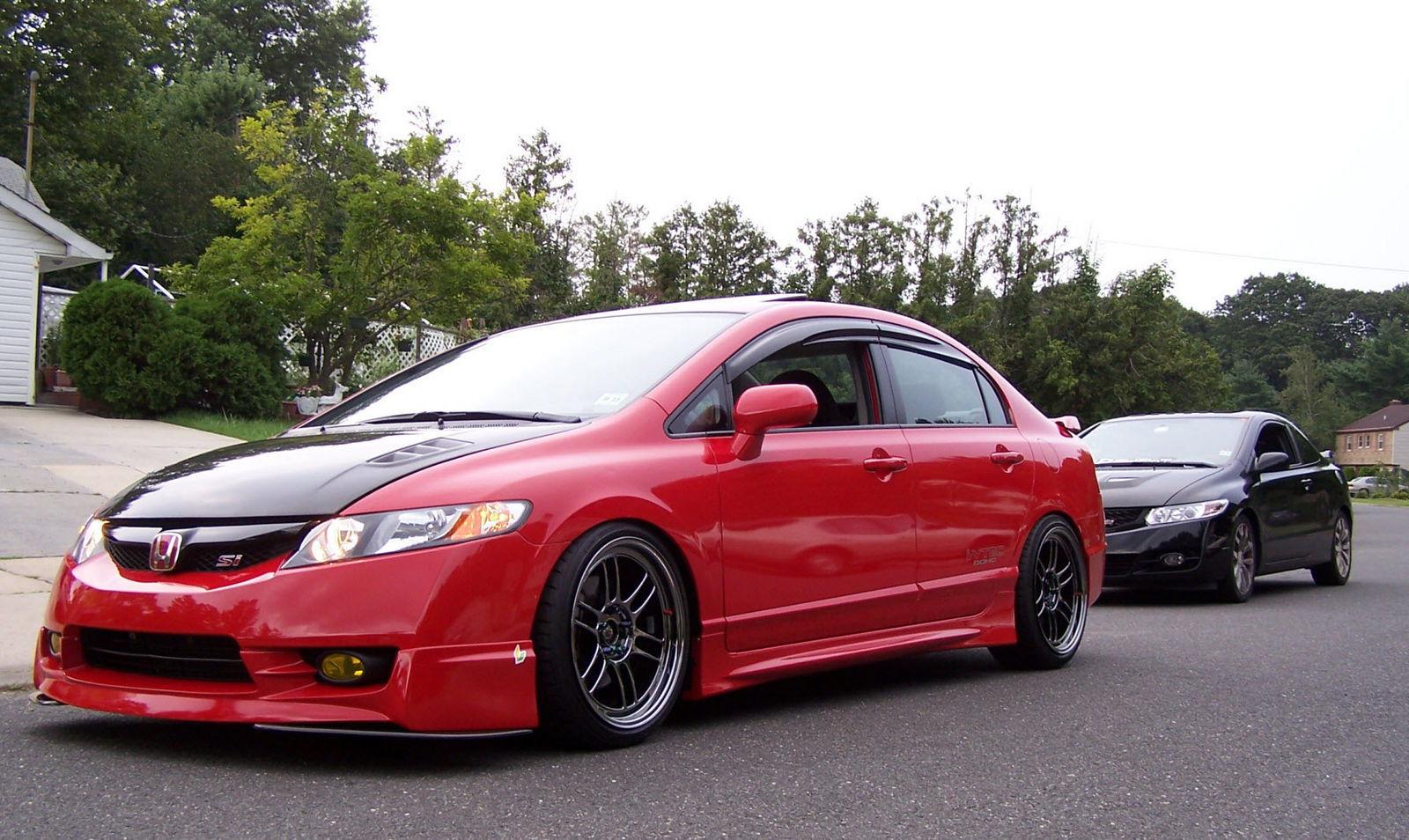 What Wheels For This Car Honda Tech Honda Forum Discussion