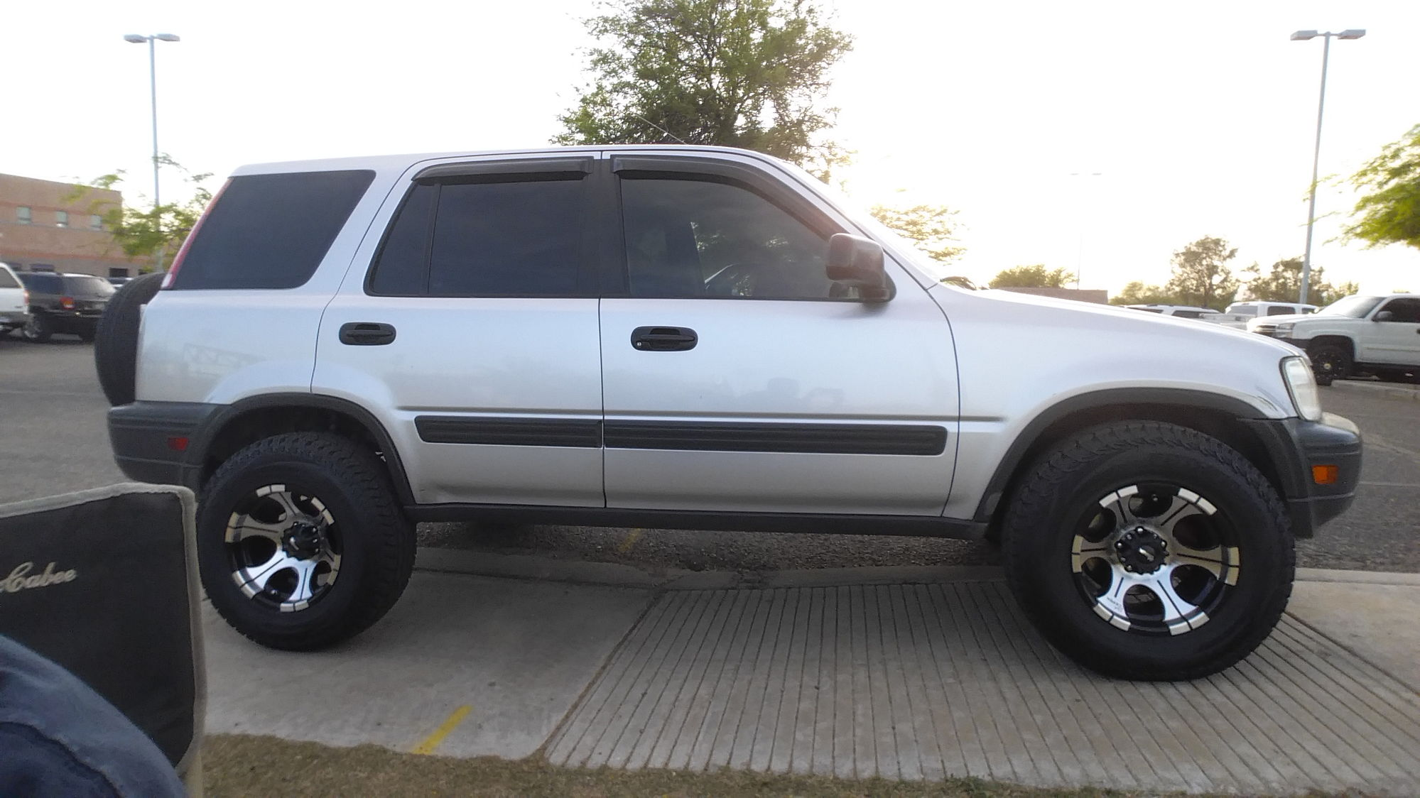 ficial H T OFFROAD LIFTED CR V thread Page 69